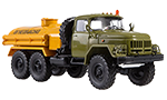 ATZ-4,4(ZIL-131) fuel bowser