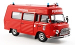 Barkas B1000 SMH-3, Feuerwehr Salzwedel 1984 (PVC )