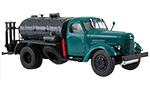 D-251 (ZIL-164) tar spraying machine