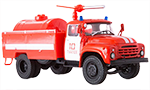 Fire engine AP-3 (ZIL-130)