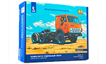 KAMAZ-54112 tractor truck. Die-cast Model Kit