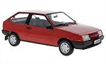 Lada Samara (Vaz-2108) 1989 Limited Edition 250 pieces