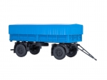 MAZ-8926 trailer with tent