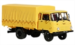 Robur-LD3001, flatbed truck with tent
