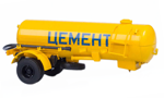 TC-4 Cement trailer (Цементовоз)