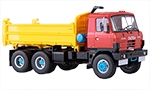 Tatra-815S3 three way dump truck