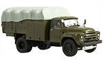 ZIL-130 PSG-160 Fuel Transfer Station