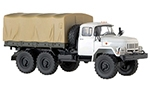 ZIL-131 flatbed truck