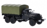 ZIL-157 flatbed truck with tent (бордови с брезент) 1960