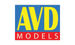 AVD models (by SSM) 1:43