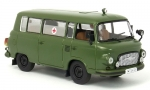Barkas B 1000 military ambulance, 1963