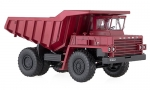 Belaz-540 dump truck (from the movie Queen of the gas station)