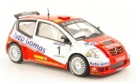Citroen C2 Super 1600, No.1, Rally Cantabria Infinita 2005