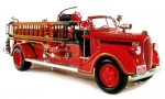 Ford Fire Engine 1938
