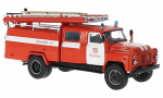 GAZ-53-12 (106V) AC-30 Fire unit No.19 1980