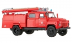 GAZ-53 ( AC-30 )Fire unit No.18 Fire Truck