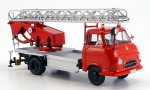 Hanomag Garant, fire engine ladder