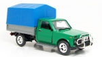 Lada Niva FBK-2302 Bizon, flatbed truck with tent