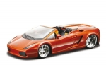 Lamborghini Gallardo Spyder Die-cast Model Kit
