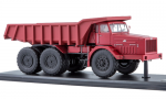 MAZ-530(40 tons) Soviet quarry dump truck ,limited 540 pcs 1957