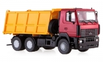MAZ-6501 dump truck (old version)