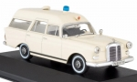 Mercedes-Benz 230 (W110) Binz Ambulance