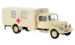 Mercedes L3000, Мilitary Red Cross 1942