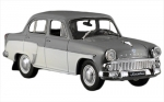 Moskvich 407. 1959