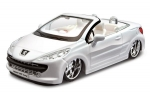 Peugeot 207 CC Tuning. Die-cast Model Kit