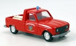 Renault 4 Pick up,Пожарна