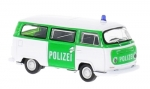 VW T2 Bus. German police. 1972